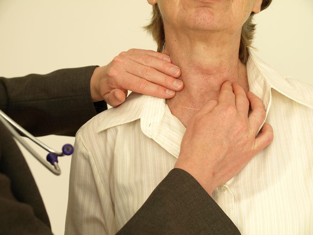 Bolezni ščitnice - kdaj na pregled