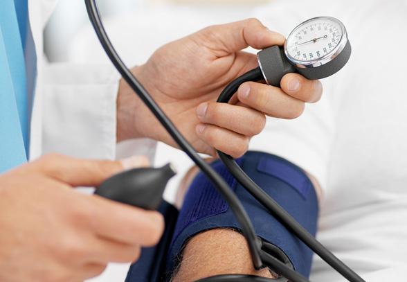 Visok krvni tlak ali hipertenzija