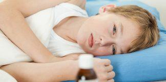 Otroške bolezni in nasveti za starše