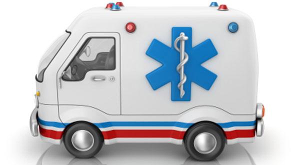 rešilni avtomobil