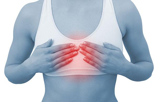 Bolečina v prsih