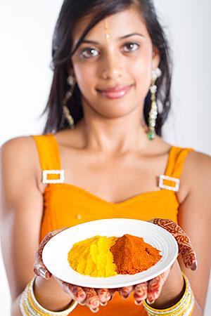 Indijske začimbe