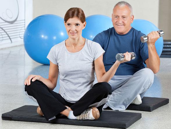 telovadba pri starejših