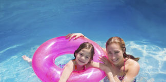 varno plavanje