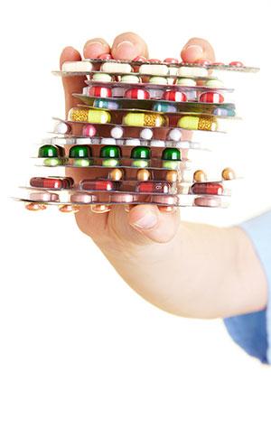 Zdravila in tablete