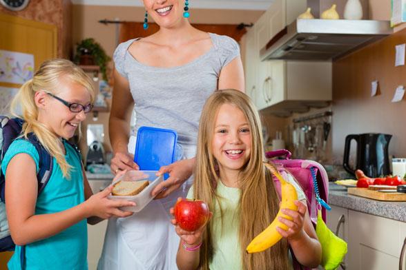 otroci in prehrana