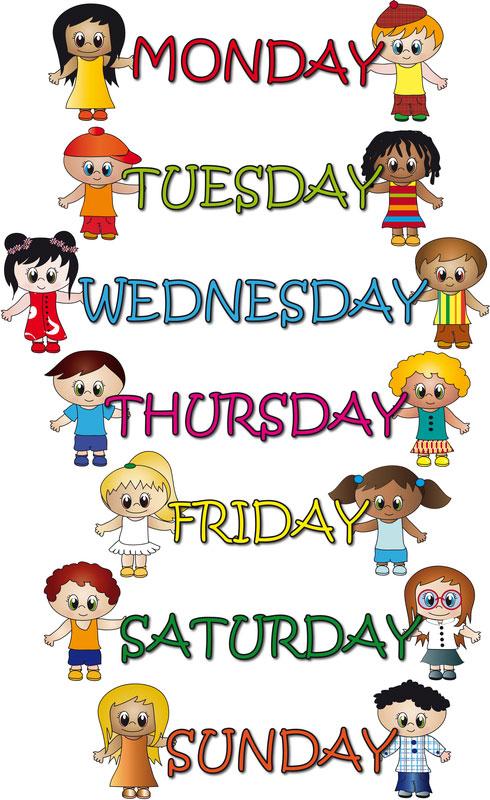 teden otroka
