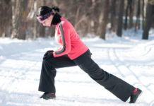 zimska telovadba