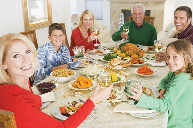 Prehrana in prazniki