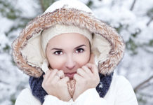 Koža v mrazu