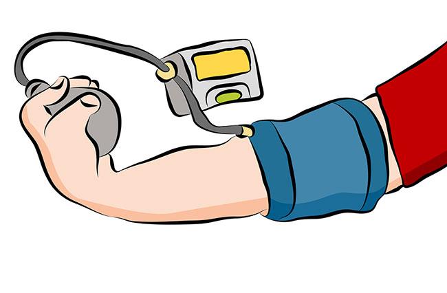 visok krvni tlak hipertenzija