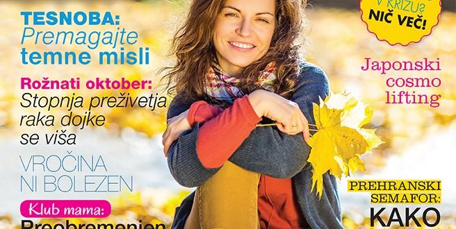 Revija Zdravje, oktober 2015