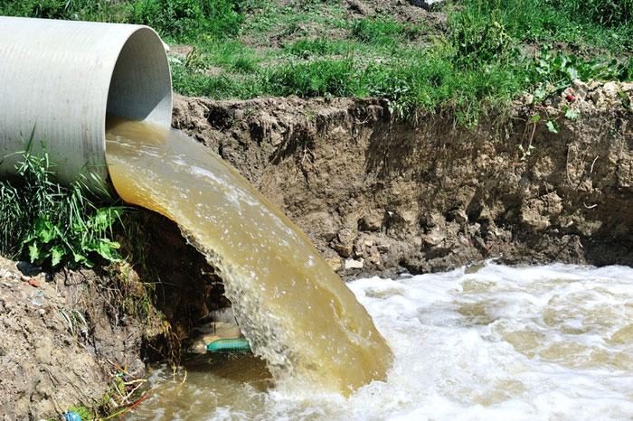 Oporečna voda v Dravogradu