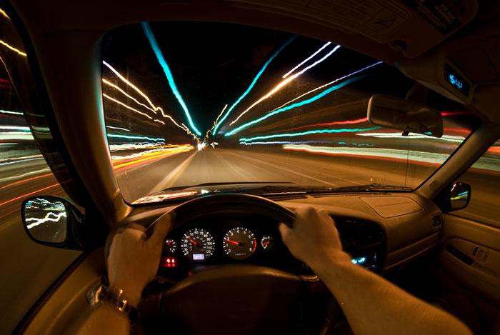 Vožnja pod vplivom alkohola
