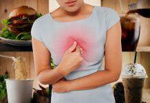 Bolečina v želodcu prenajedanje