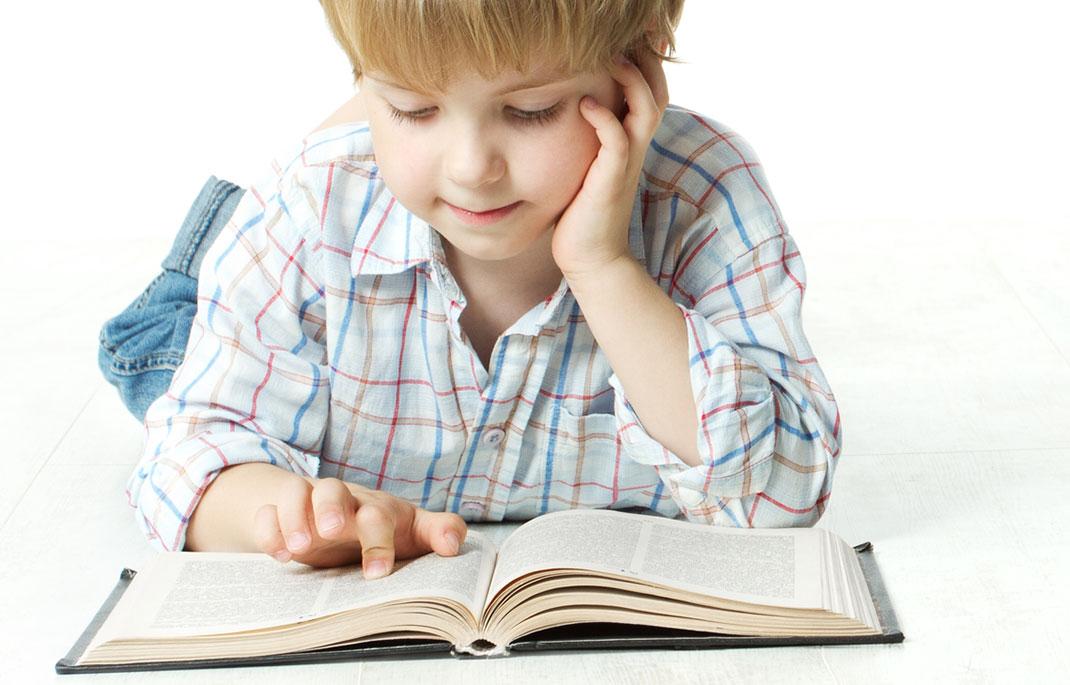 Otrok in učenje