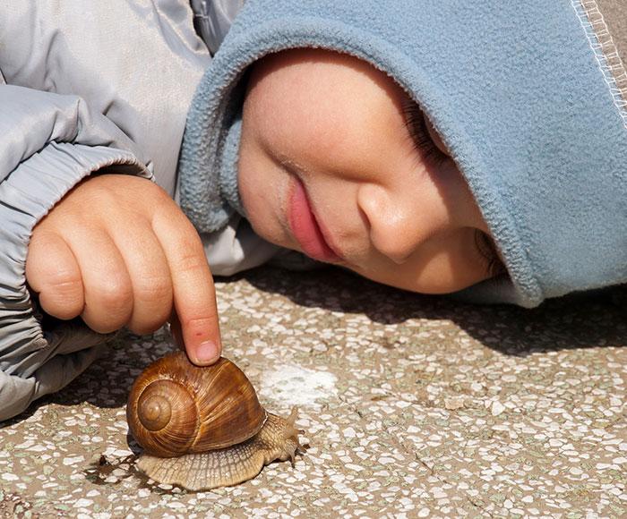Radovednost otrok