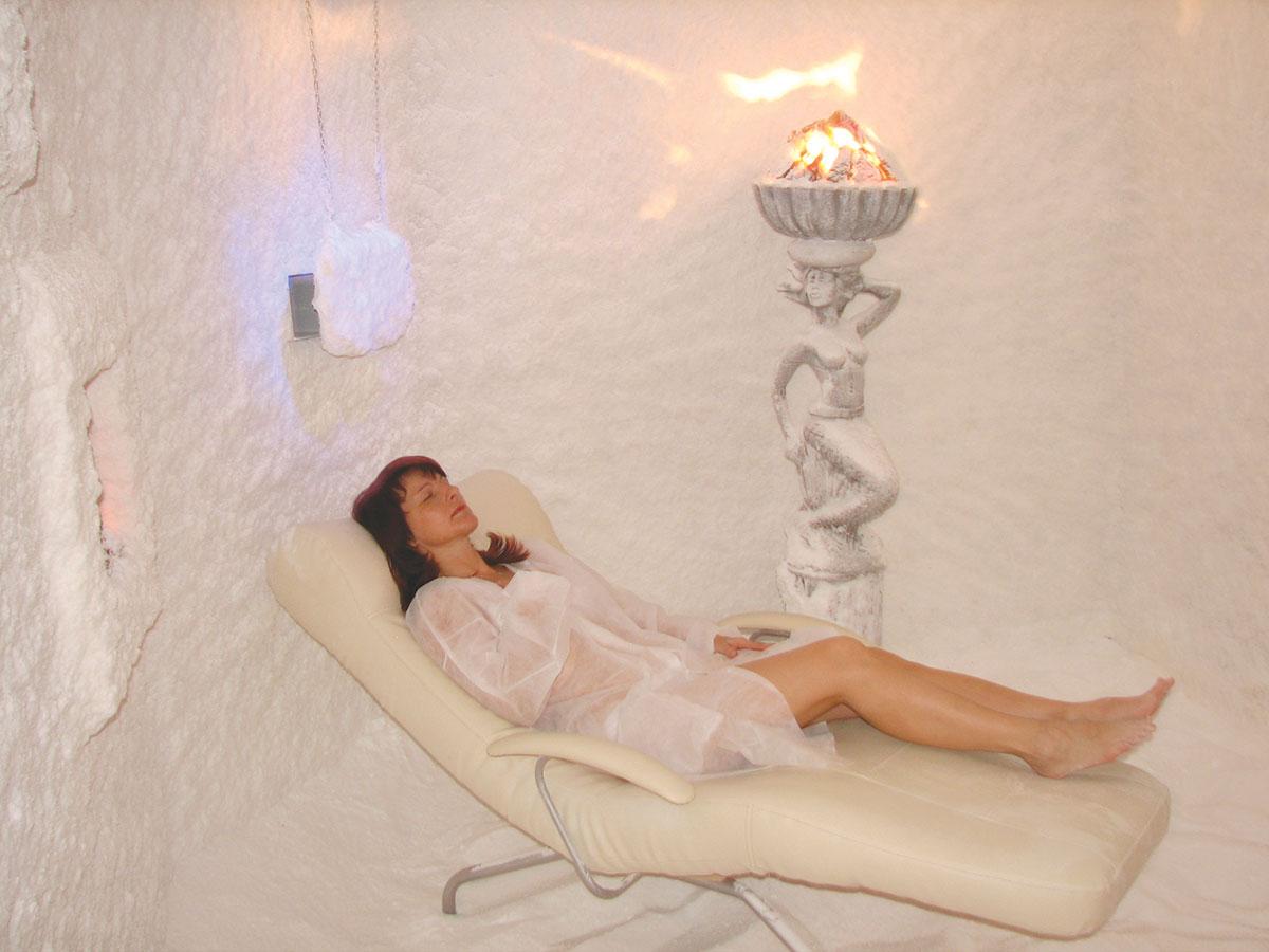 Solna terapija