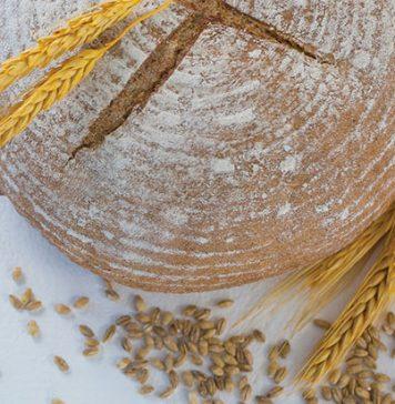 Bel ali polnozrnat kruh