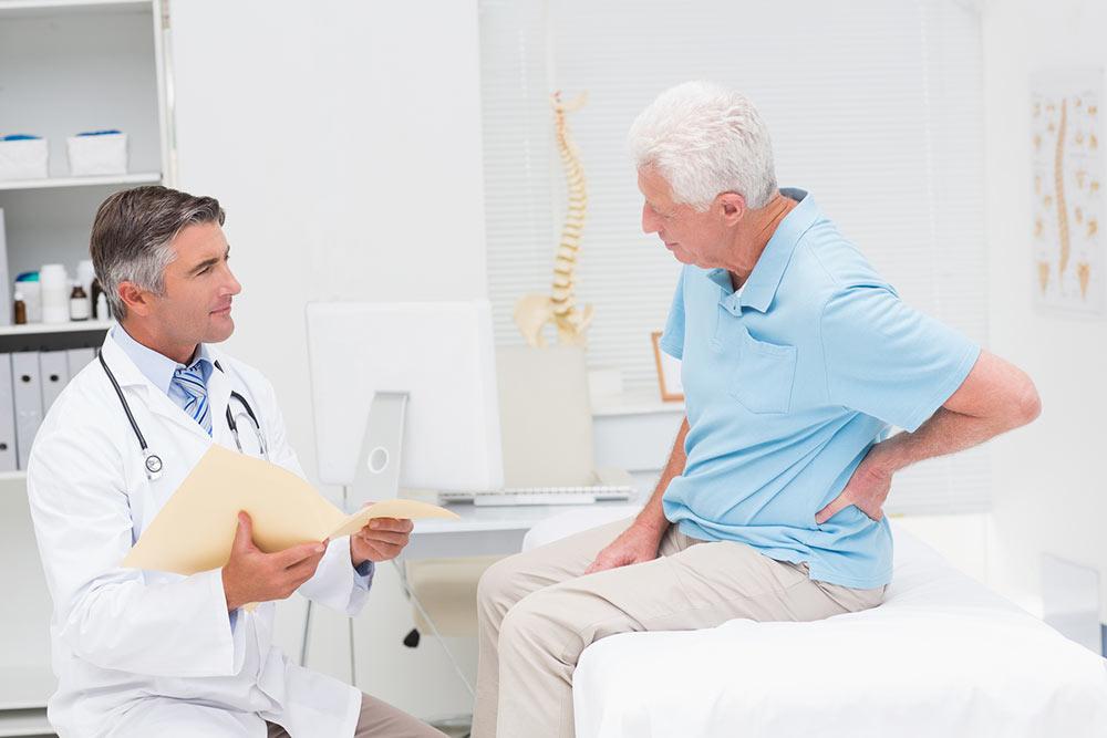 Ankilozirajoči spondilitis simptomi pregled