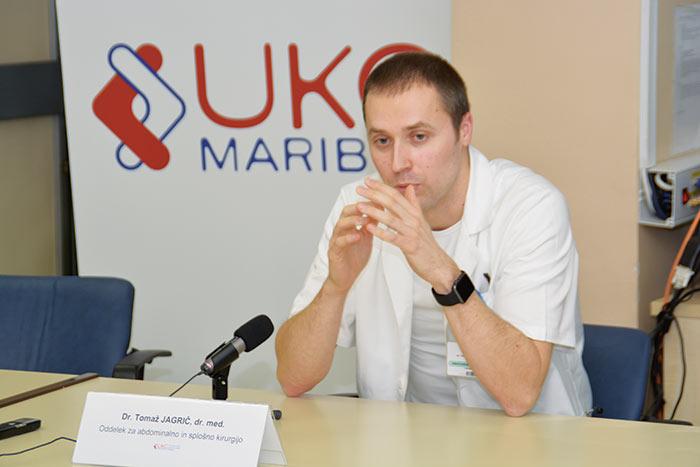 Dr. Tomaž Jagrič