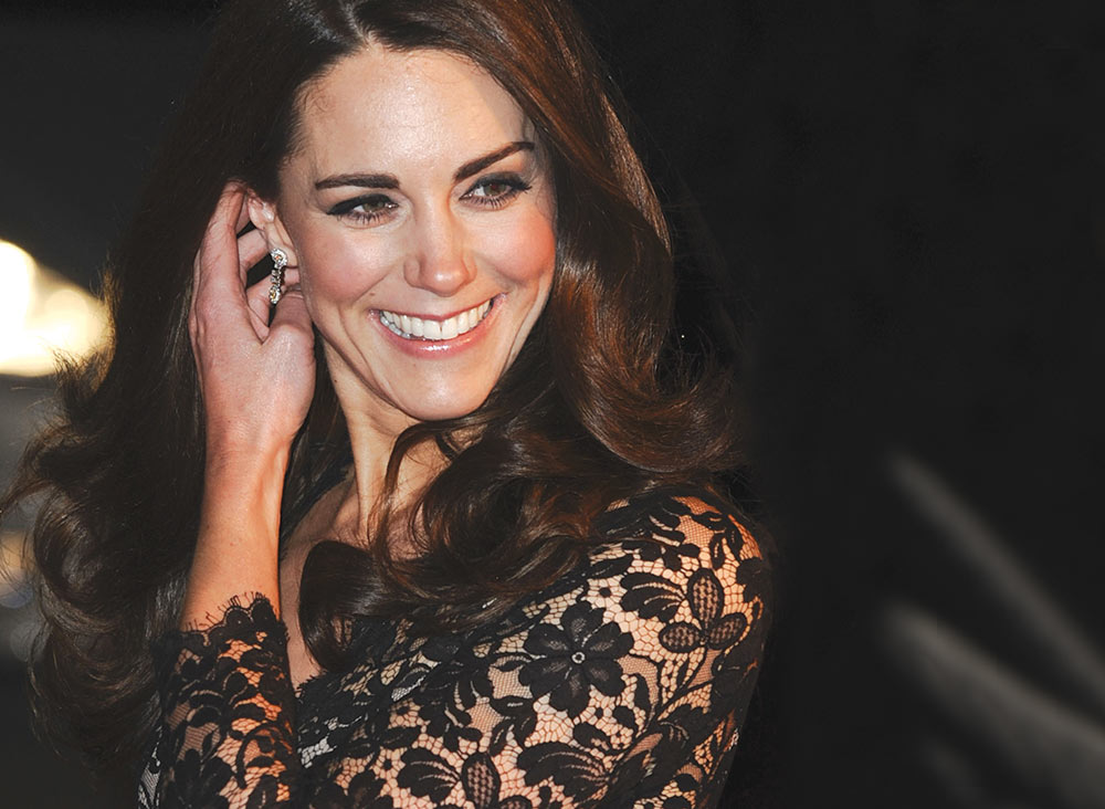 Kate Middleton - hiperemeza