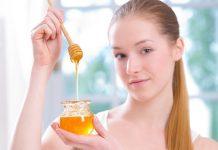 Med za lepo in zdravo kožo