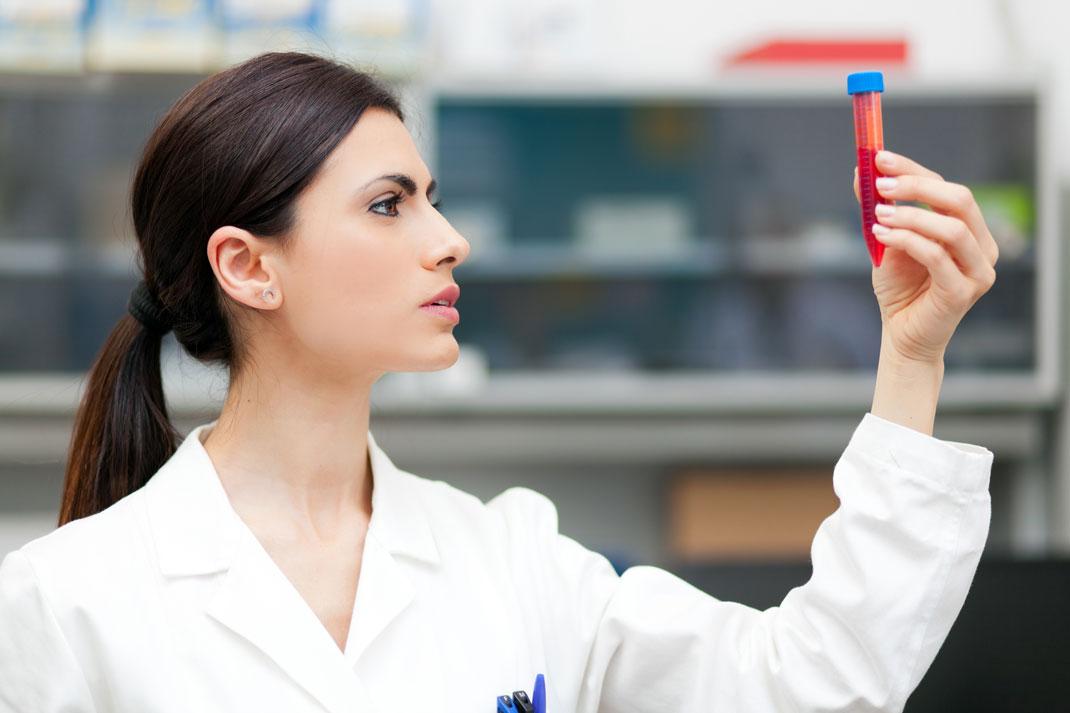 Krvni test za zgodnje odkrivanje raka