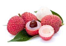 Liči - zdrav sadež