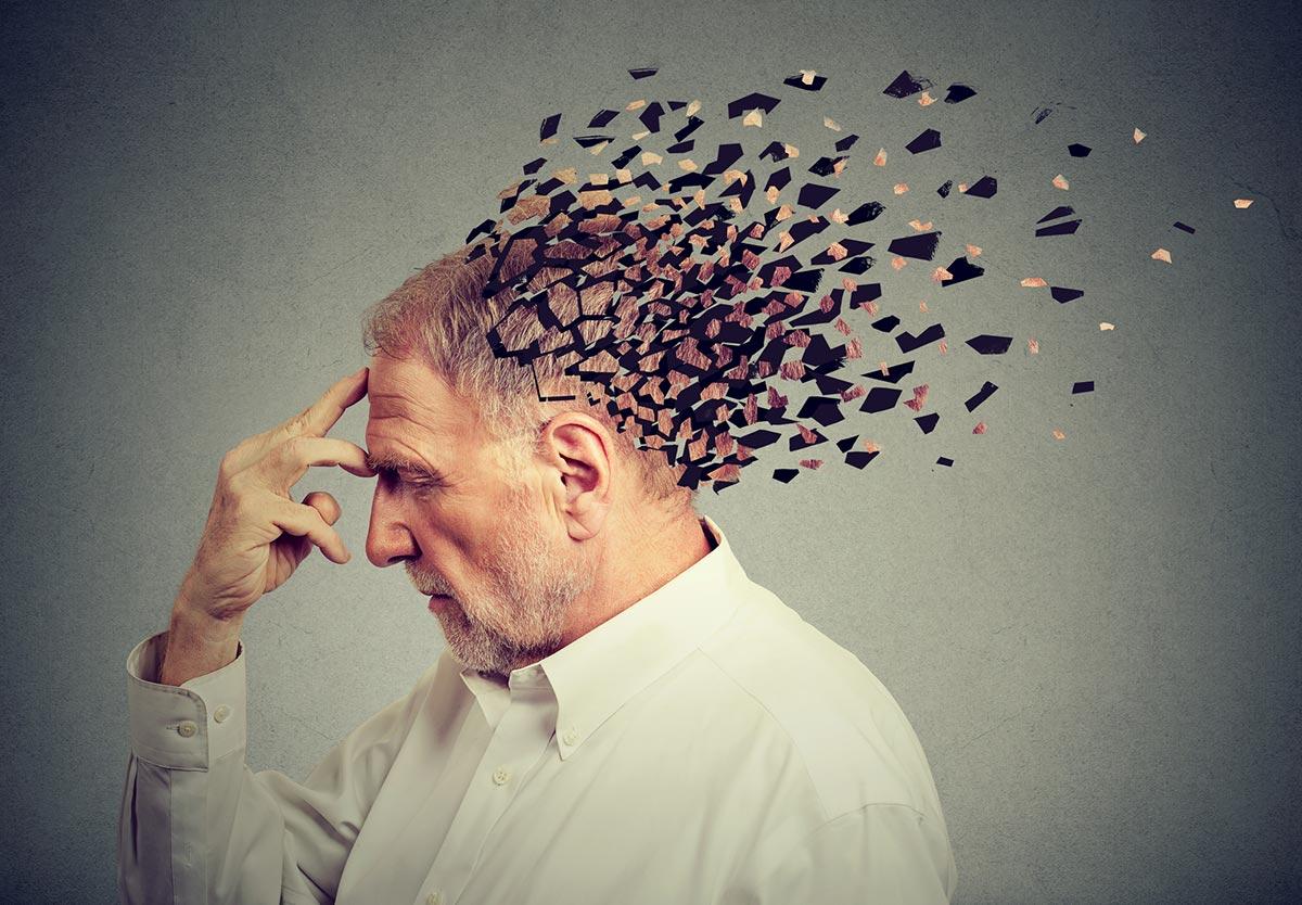 Demenca in pozabljanje
