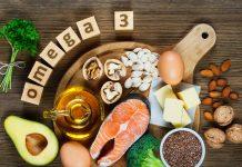 Omega-3 prehrana
