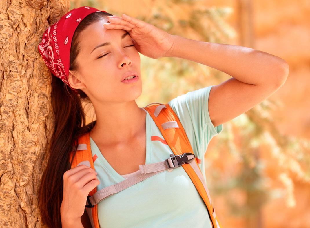 Dehidracija in znaki dehidracije