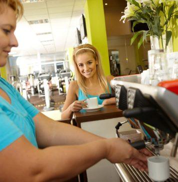 Kava pred vadbo