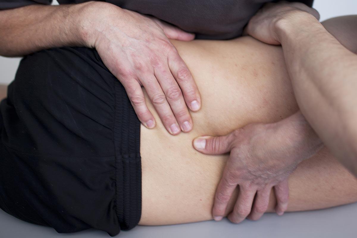 Osteopatija, zdravljenje hrbtenice z osteopatijo