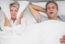 Spalna apneja in smrčanje