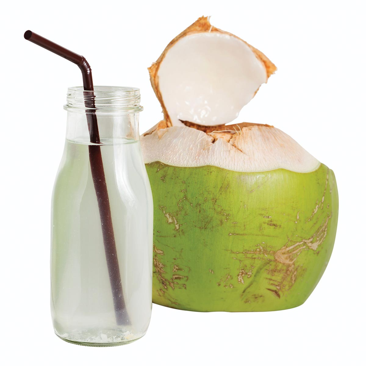 Kokosova voda - zdrav napitek in izotonik