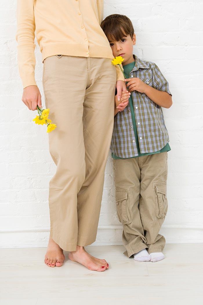 Otrok in ločitev staršev, nov partner