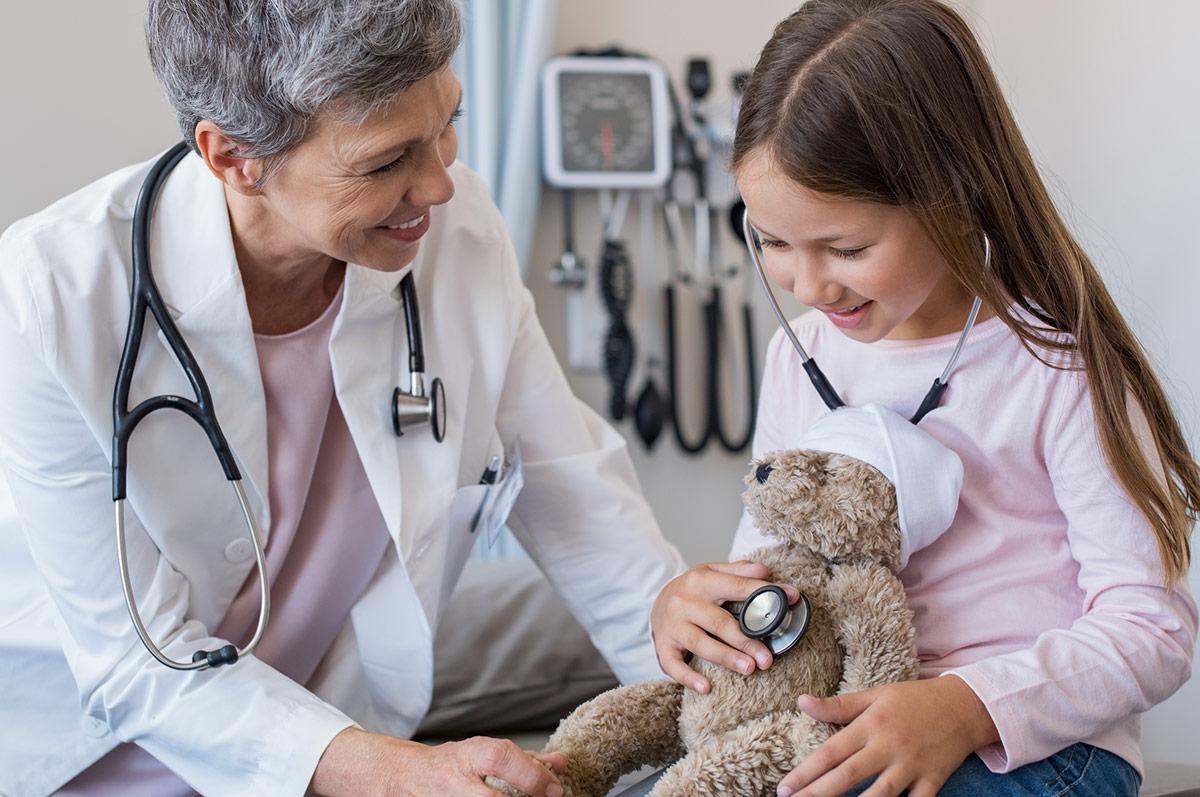 Zakaj se otrok boji zdravnika